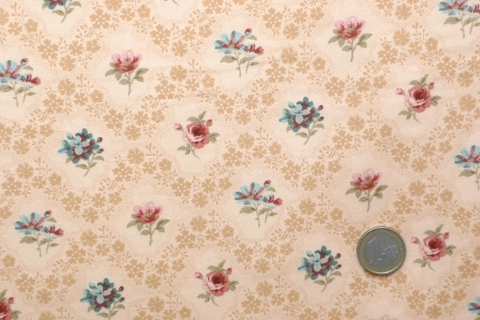 Exclusively Quilters Rendezvous 3673-9985-99 Kacheln Beige