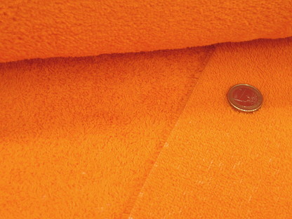 Handtuchfrottee Frottee Uni RS0006-036 Orange