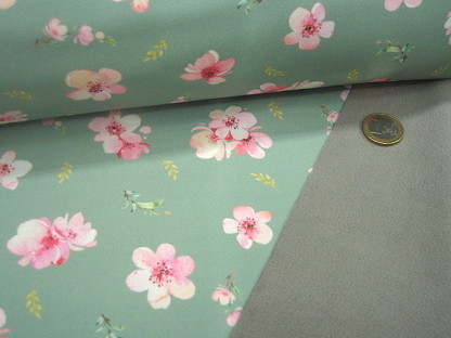 "Softshell ""Cherry Blossom"" digital 08369.004 Mint"