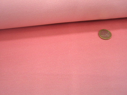 "French Terry ""Smooth Colours"" Ombre 07785.001 Rosa"